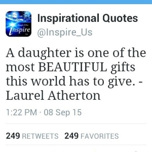 inspirational quotes about daughters