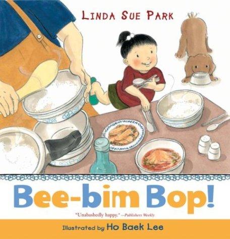 Bee Bim Bop cover