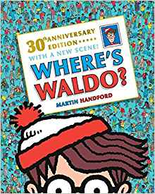 Wheres Waldo cover